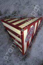 Съемное противотаранное устройство «Пирамида»
